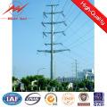 25FT 30FT Nea Filipinas galvanizado poste eléctrico acero