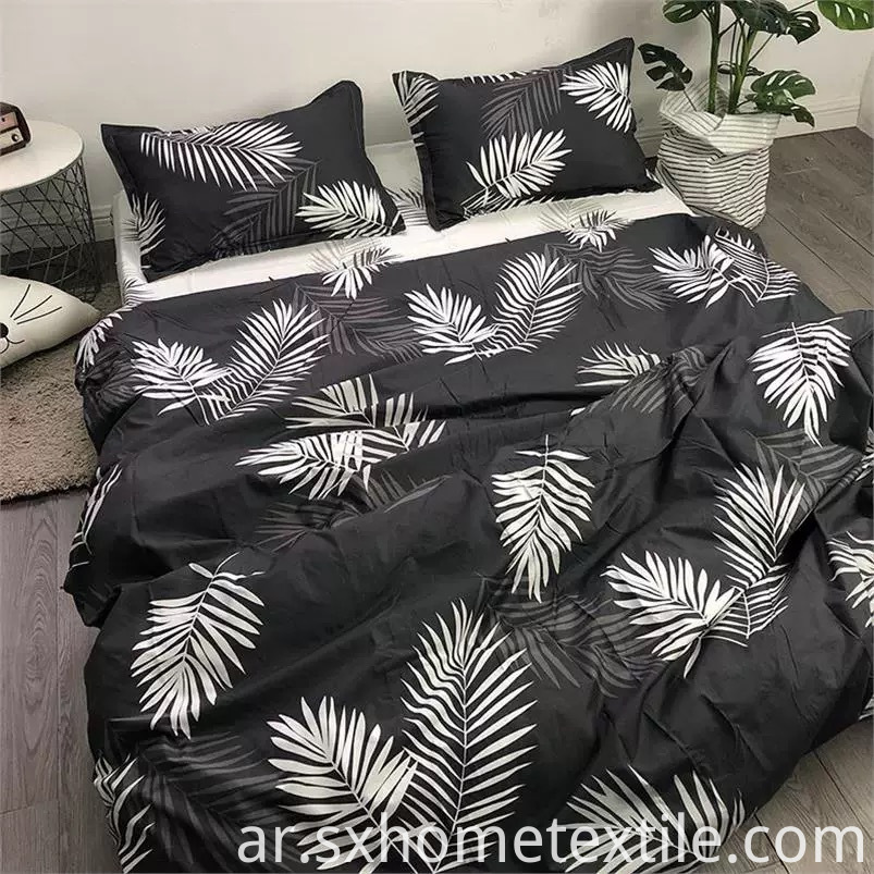 Hotel Printed Bedding Set