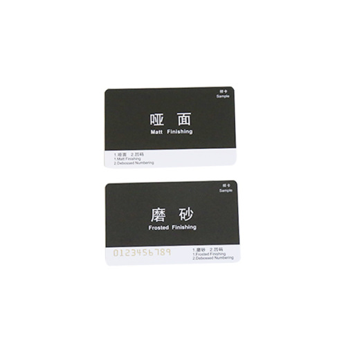 Carta in PVC vuota 125KHz EM4305 Smart Card RFID