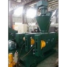 Équipement de machines de granulation de roulement sec de gypse