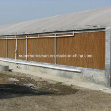 Влажные Охлаждающая подставка для птицы управления сарай