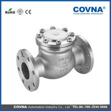 ANSI Stainless Steel 304 Check Valve with flange type