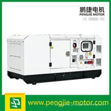 Elétrico Iniciar 4 Rodas Móvel Regulador De Tensão Automático Soundproof Diesel Gerador