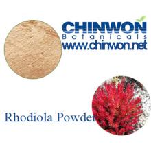 Resistência natural à hipóxia Alimentos Rhodiola Rosea