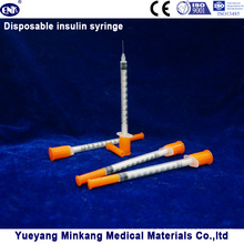 Einweg-1-cc-Insulinspritzen 0,5-cc-Insulinspritzen 0,3-cc-Insulinspritzen (ENK-YDS-039)
