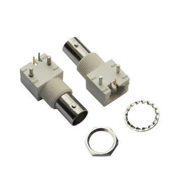 BNC jack connector for PCB