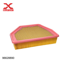 96628890 Automotive Super Power Flow Element Air Filter for Opel Chevrolet American Cars