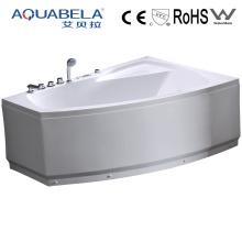 Acrylic Corner Whirlpool Tubs & Bath Tub Jl801