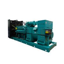 800kW-2400kW Grupo electrógeno Generador Diesel 6 kV