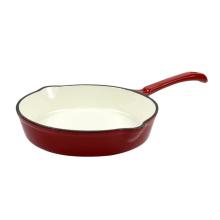 Enamel Cast Iron Frying Pan/Skillet