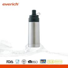 18 8 fabricant de flacon à vide en acier inoxydable de haute qualité
