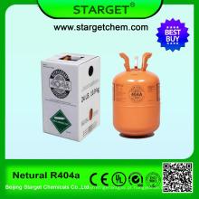 Misturado refrigerante R404A gás com alta pureza 99,8%