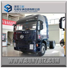 290HP Prime Mover Iveco Hongyan Genlyon 4X2 Traktor Kopf LKW