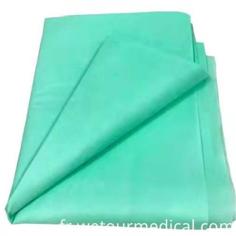 Medical Protective Clothing Nonwoven PVC Material Fabric