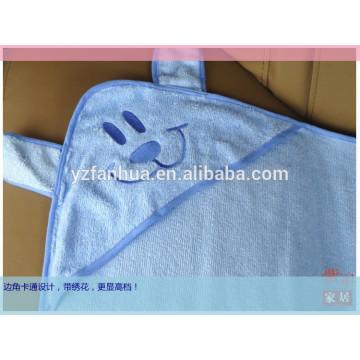 flanelle et coton couverture de bébé amical de blanket, super doux de la peau de bébé