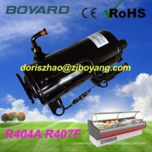 Chambre froide R407F R404A CE ROHS marcher le compresseur congélateur pour réfrigérateur commercial de camion frigorifique