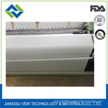 0.13mm thickness Aluminum Foil Fiberglass Cloth