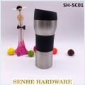 450ml Stainless Steel Vacuum Travel Mug (SH-SC01)