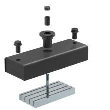 NSM-1600 Precast Shuttering Magnets for Concrete Framework