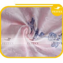 Fashion Wedding Dress Fabric Embroidery Lace Fabric Jacquard Cotton Fabric Made In China