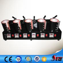 5 em 1 caneca térmica máquina de transferência