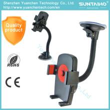 4903 360 graus de suporte universal ajustável do telefone do carro para o iphone samsung
