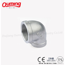 Stainless Steel Elbow 90 Degree with Thread End