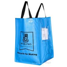 Woking Council Sac en tissu stratifié tissé PP (hbwo-49)
