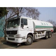 Sinotruk HOWO Camión cisterna de agua (ZZ1257N4341W)