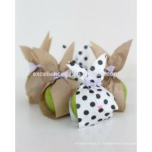 Fruits à bas prix en vrac, sac de papier d'emballage