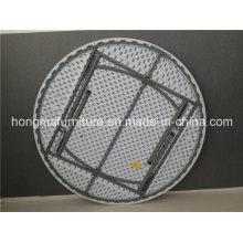 160 см Складной круглый стол для наружного использования