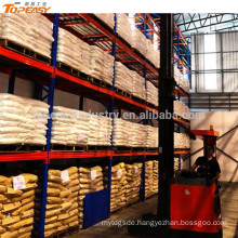 iron selective pallet rack for warehouse storage