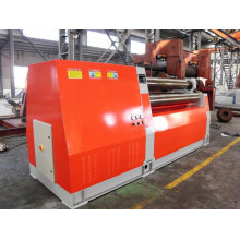 W12s-12X4000 4 Roller Steel Plate Bending and Rolling Machine
