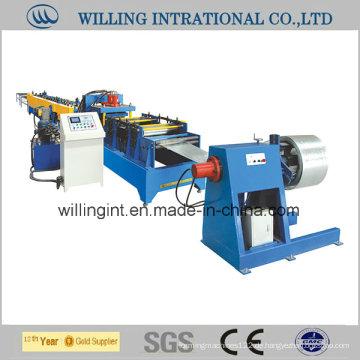 1,5-3,0 mm CZ veränderbare Stahlband-Pfetten-Stanzmaschine, die Maschine herstellt