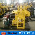 water well drilling rig machine with diesel engine for drilling 200m