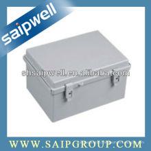 IP66 PC Hinged Distribution Box