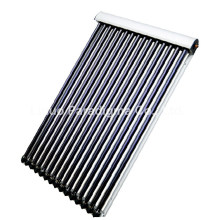 Pressurized Vacuum Tube Heat Pipe Solar Collector