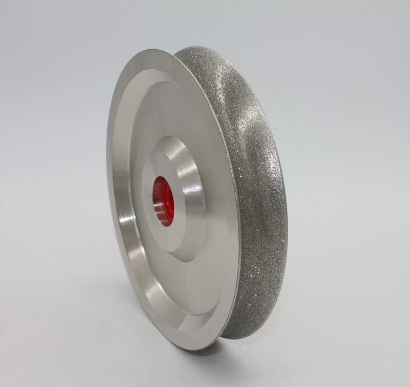 Diamond U Shape Grinding Wheel