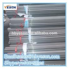 pvc coated and powder coated metal broom handle