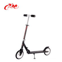 hot sale folding aluminum adult kick scooter/high quality 2 wheels scooter for adult/foldable kick scooter manufacturer