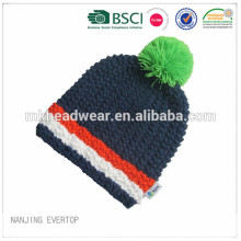 Adult Fashion Hand Made Crochet Hat Crochet Knit Winter Hat
