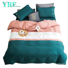 Cheap Price Home Decoration Luxury 130GSM High Quality Polyester Microfiber Bed Sheets