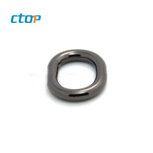 China high quality snap hook key ring oval ring