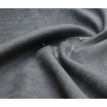 100% Polyester Wildleder Stoff