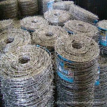 Anping galvanizado Razor / alambre de púas