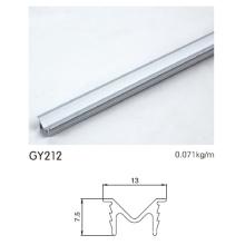 Eloxiertes Aluminium-Schrankrahmenprofil