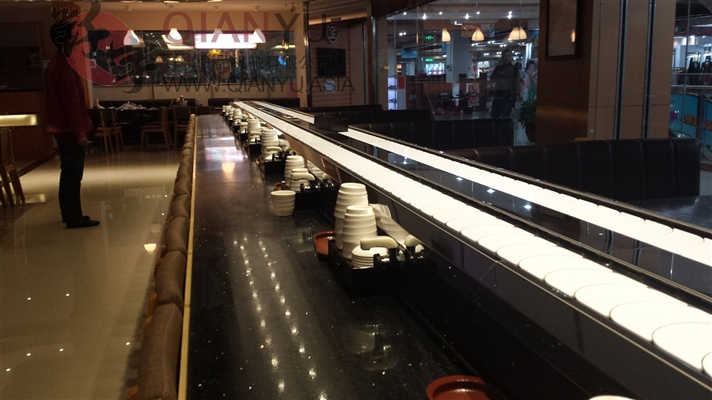 Professional Stainless Steel Sushi Conveyor Belt