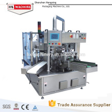 Fully Automatic Premade Pouches Filling and Sealing Machine