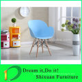 strong structure leisure plastic dining chair for sale