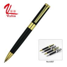 Круглая ручка с шариковой ручкой Лучшая ручка для продажи